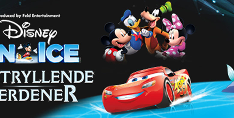 Disney On Ice – Fortryllende Verdener