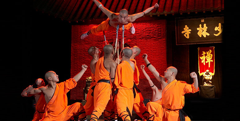 The Mystical Power Of The Shaolin Kung Fu