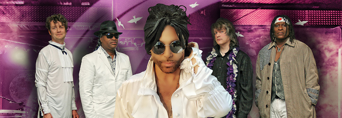 PRINCE Tribute – The Purple Xperience