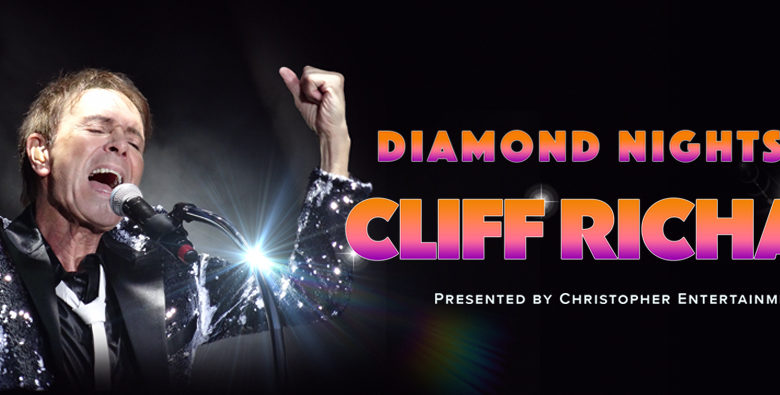 Cliff Richard - diamonds Night 2019